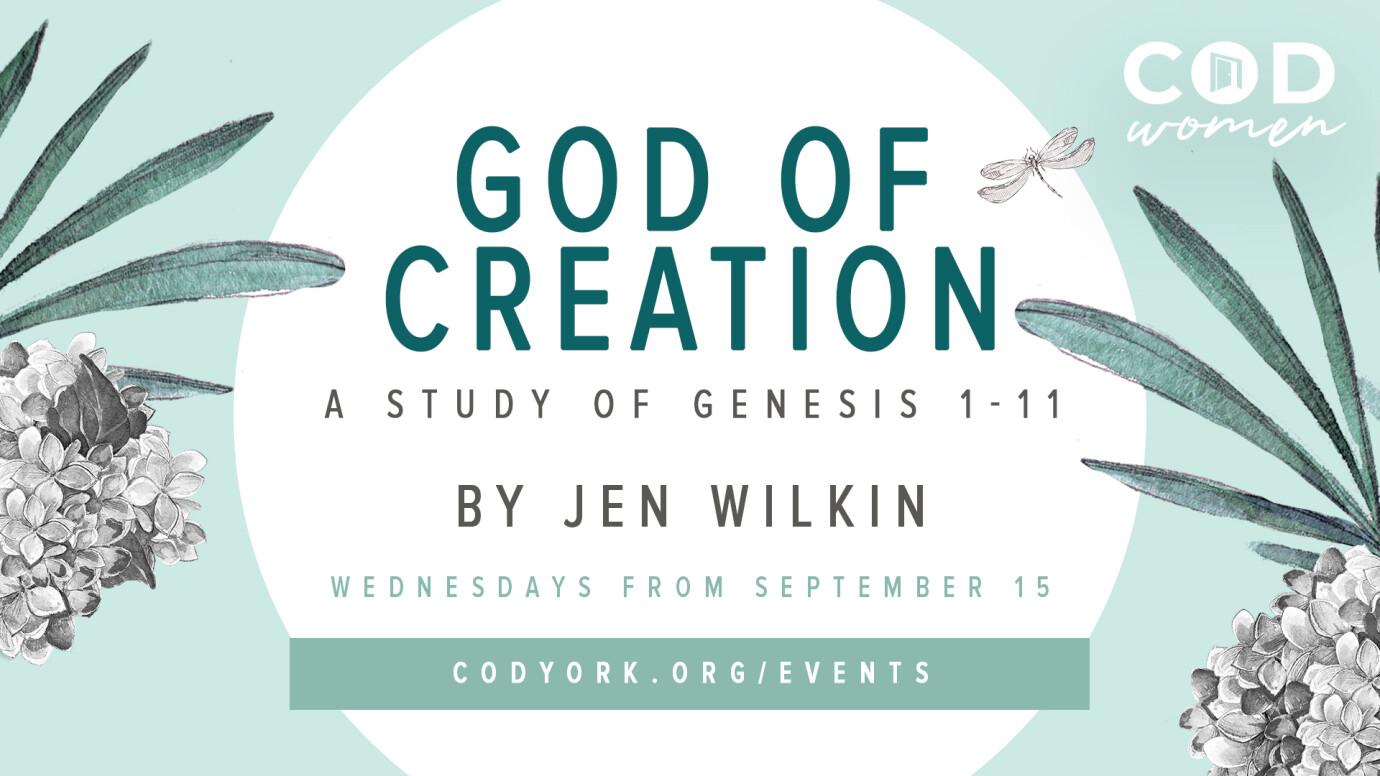 Ladies | God of Creation Study